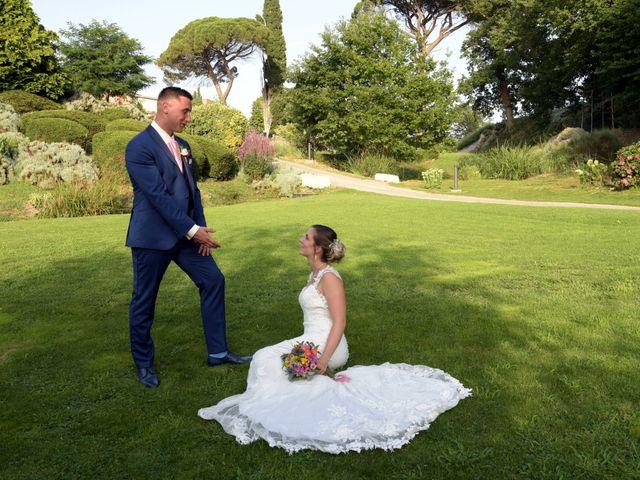 Le mariage de Valentin et Mélanie à Belpech, Aude 297