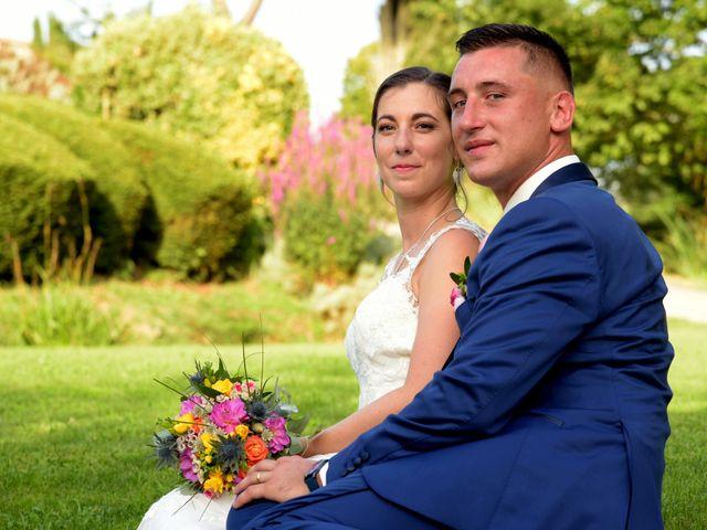 Le mariage de Valentin et Mélanie à Belpech, Aude 304