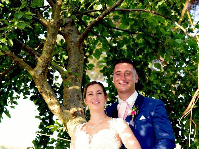 Le mariage de Valentin et Mélanie à Belpech, Aude 318