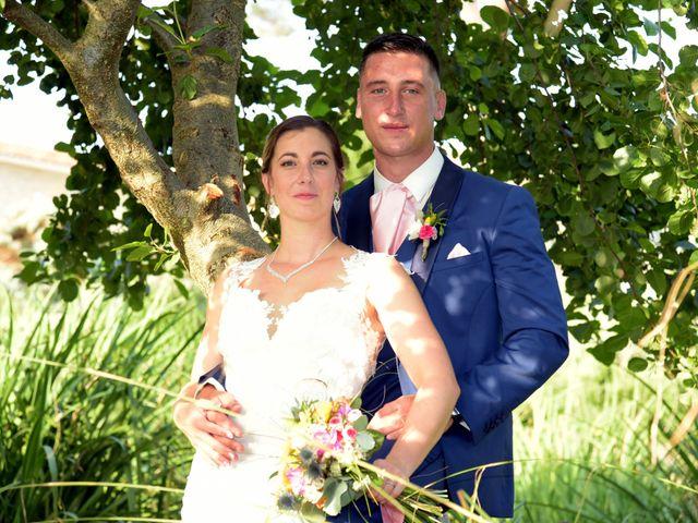 Le mariage de Valentin et Mélanie à Belpech, Aude 319