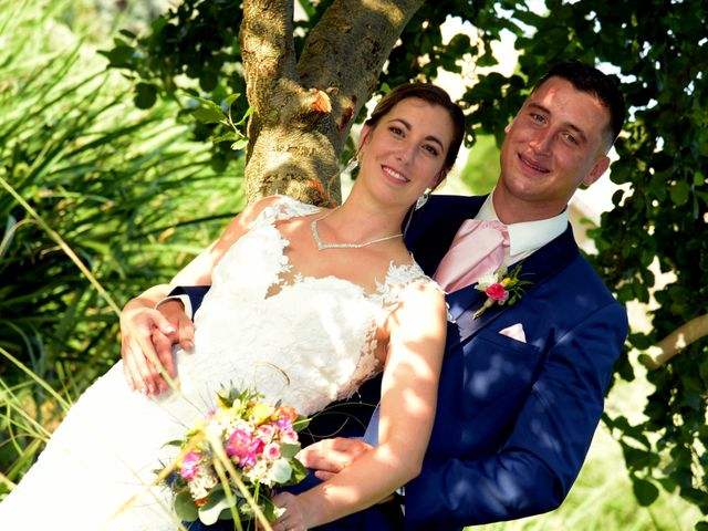Le mariage de Valentin et Mélanie à Belpech, Aude 320