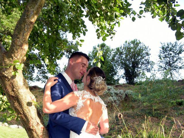 Le mariage de Valentin et Mélanie à Belpech, Aude 323