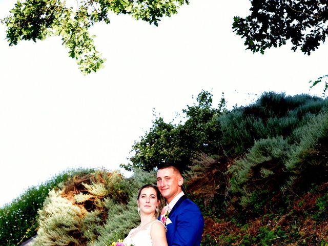 Le mariage de Valentin et Mélanie à Belpech, Aude 328