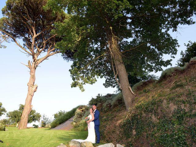 Le mariage de Valentin et Mélanie à Belpech, Aude 329