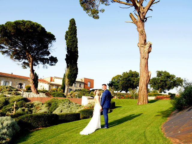 Le mariage de Valentin et Mélanie à Belpech, Aude 331
