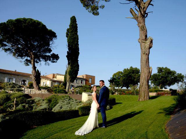 Le mariage de Valentin et Mélanie à Belpech, Aude 332