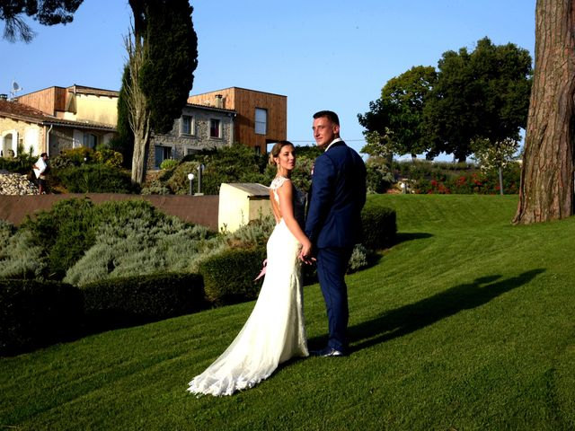 Le mariage de Valentin et Mélanie à Belpech, Aude 333