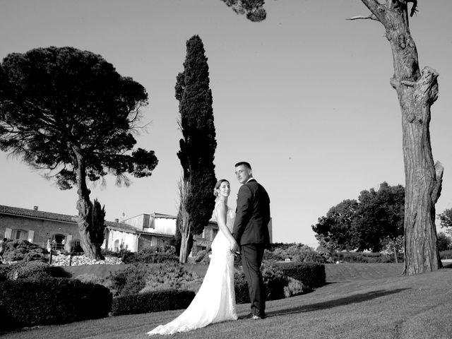 Le mariage de Valentin et Mélanie à Belpech, Aude 334