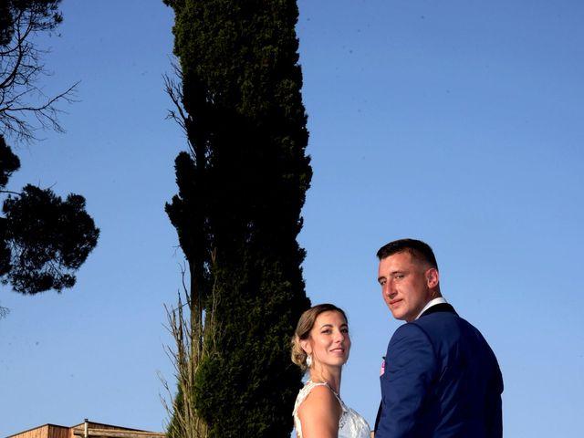 Le mariage de Valentin et Mélanie à Belpech, Aude 335