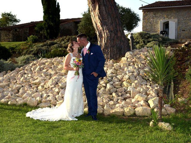 Le mariage de Valentin et Mélanie à Belpech, Aude 339