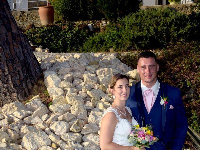 Le mariage de Valentin et Mélanie à Belpech, Aude 341