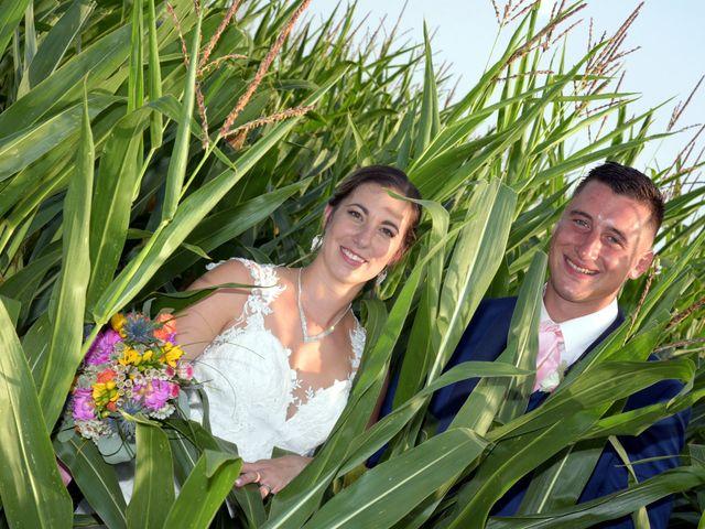 Le mariage de Valentin et Mélanie à Belpech, Aude 343