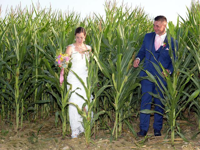 Le mariage de Valentin et Mélanie à Belpech, Aude 344
