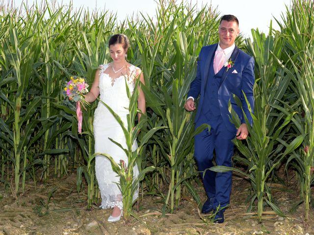 Le mariage de Valentin et Mélanie à Belpech, Aude 345