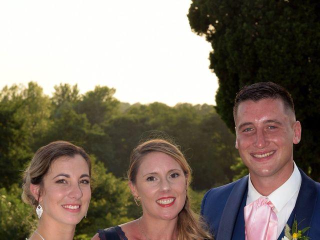 Le mariage de Valentin et Mélanie à Belpech, Aude 352