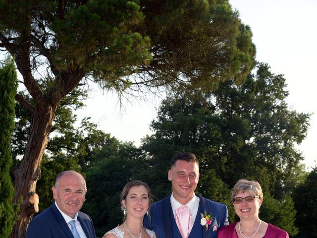 Le mariage de Valentin et Mélanie à Belpech, Aude 359