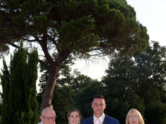 Le mariage de Valentin et Mélanie à Belpech, Aude 365