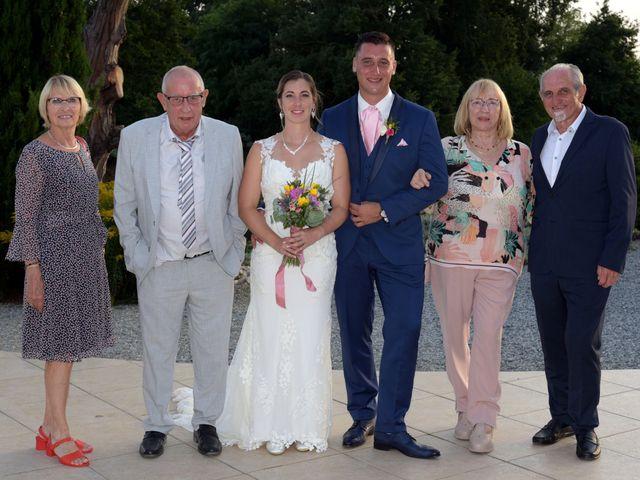 Le mariage de Valentin et Mélanie à Belpech, Aude 366