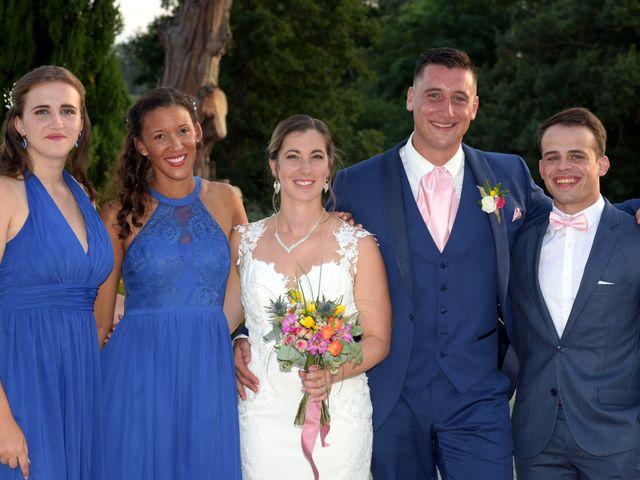 Le mariage de Valentin et Mélanie à Belpech, Aude 377