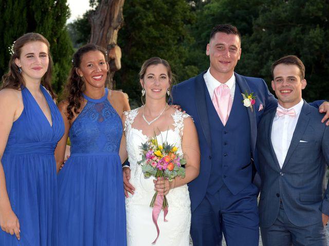 Le mariage de Valentin et Mélanie à Belpech, Aude 378