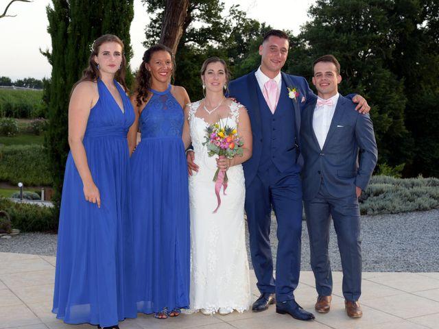 Le mariage de Valentin et Mélanie à Belpech, Aude 379