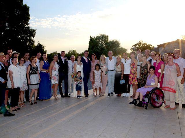Le mariage de Valentin et Mélanie à Belpech, Aude 401