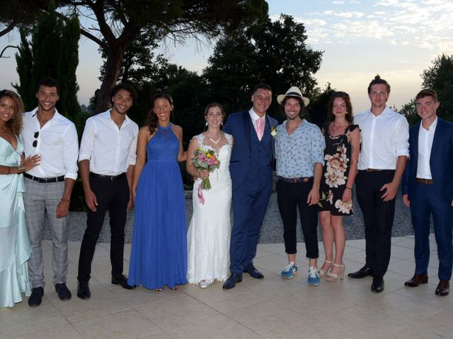Le mariage de Valentin et Mélanie à Belpech, Aude 405