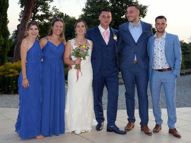 Le mariage de Valentin et Mélanie à Belpech, Aude 407