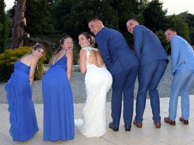 Le mariage de Valentin et Mélanie à Belpech, Aude 411