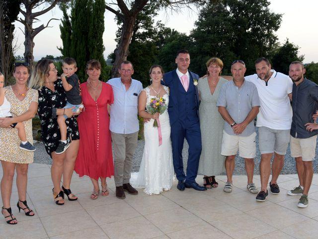 Le mariage de Valentin et Mélanie à Belpech, Aude 412