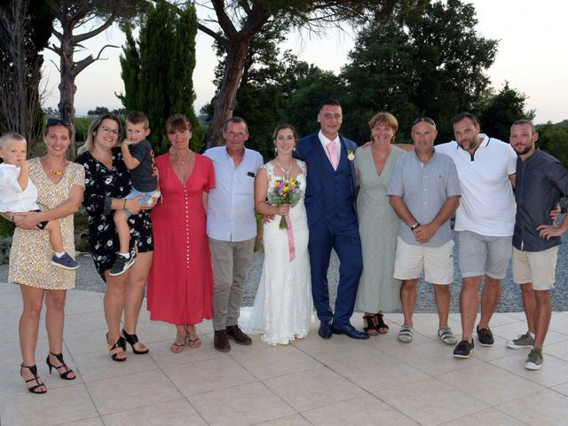 Le mariage de Valentin et Mélanie à Belpech, Aude 413