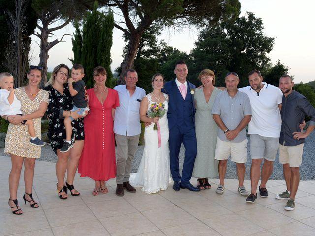 Le mariage de Valentin et Mélanie à Belpech, Aude 414