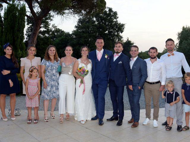 Le mariage de Valentin et Mélanie à Belpech, Aude 420