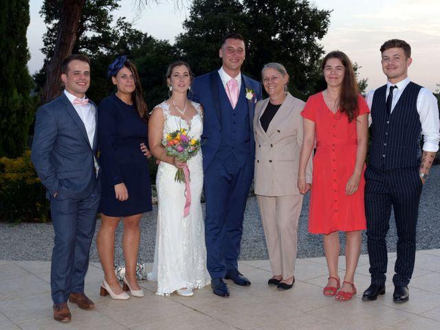 Le mariage de Valentin et Mélanie à Belpech, Aude 424