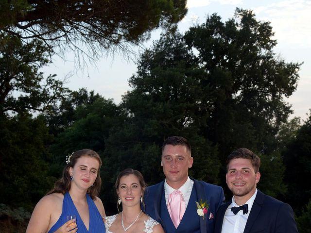 Le mariage de Valentin et Mélanie à Belpech, Aude 431