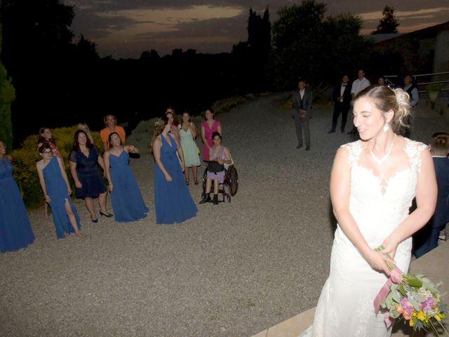 Le mariage de Valentin et Mélanie à Belpech, Aude 461