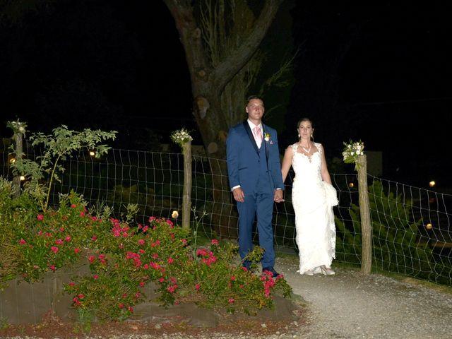 Le mariage de Valentin et Mélanie à Belpech, Aude 464