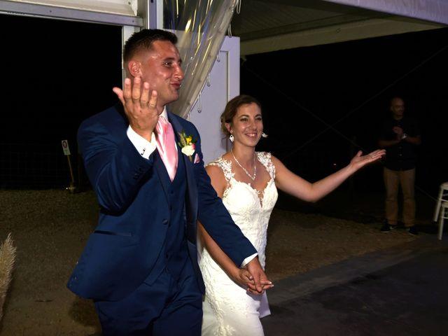 Le mariage de Valentin et Mélanie à Belpech, Aude 468
