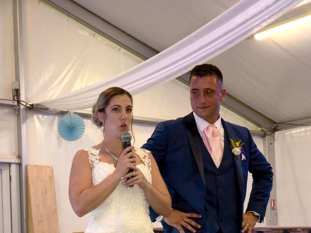 Le mariage de Valentin et Mélanie à Belpech, Aude 473