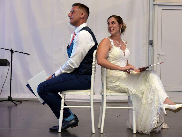 Le mariage de Valentin et Mélanie à Belpech, Aude 495