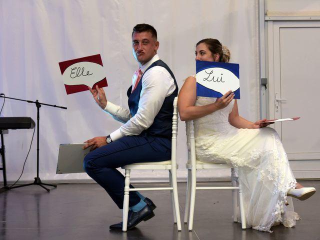 Le mariage de Valentin et Mélanie à Belpech, Aude 497