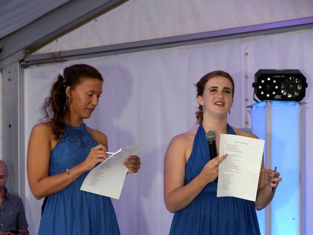 Le mariage de Valentin et Mélanie à Belpech, Aude 500