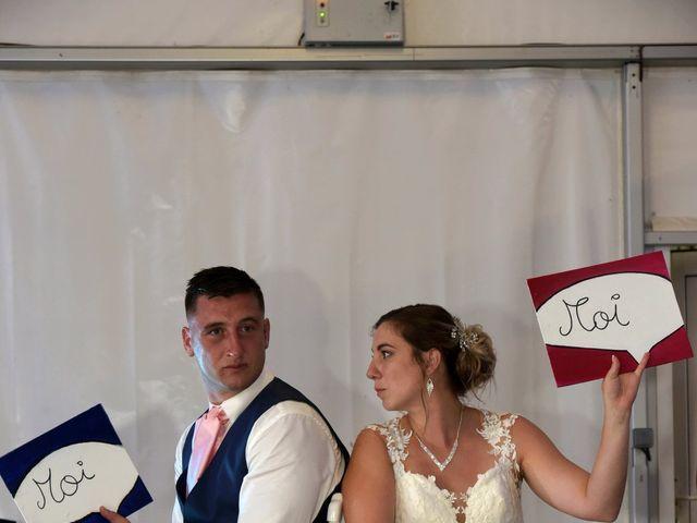 Le mariage de Valentin et Mélanie à Belpech, Aude 501