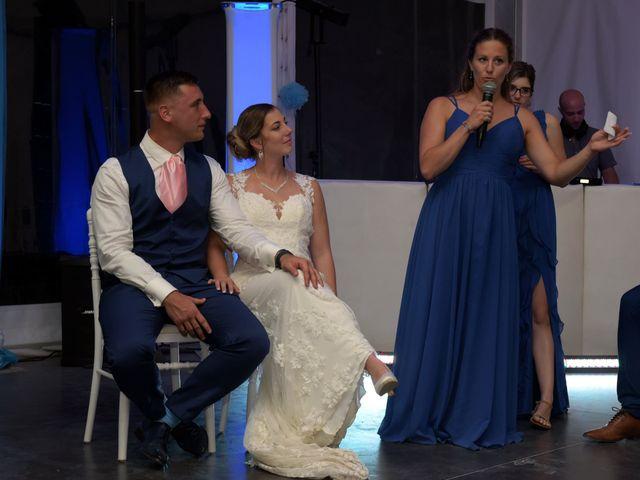 Le mariage de Valentin et Mélanie à Belpech, Aude 510