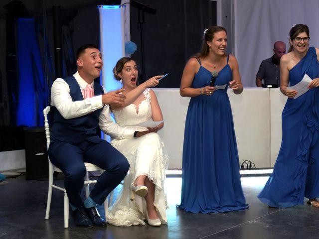 Le mariage de Valentin et Mélanie à Belpech, Aude 521