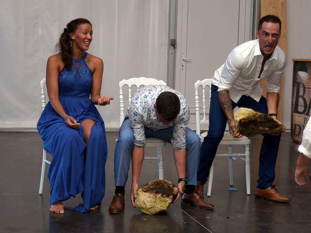 Le mariage de Valentin et Mélanie à Belpech, Aude 526