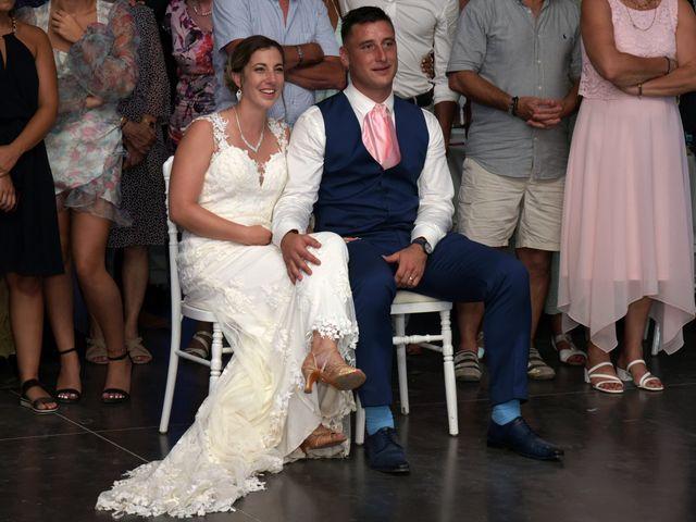 Le mariage de Valentin et Mélanie à Belpech, Aude 535
