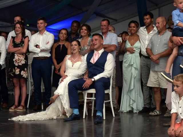 Le mariage de Valentin et Mélanie à Belpech, Aude 542