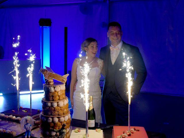 Le mariage de Valentin et Mélanie à Belpech, Aude 557