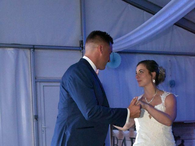 Le mariage de Valentin et Mélanie à Belpech, Aude 585